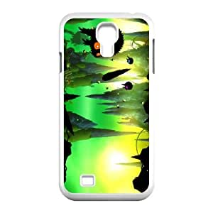 Samsung Galaxy S4 9500 Cell Phone Case White BADLAND Game of the Year Edition Adrex