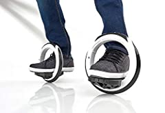 "Self-propelled transportation         Moves with a natural ""wave"" motion         Lightweight, only 3 lbs.         Compact design for portability         Capable of countless maneuvers        No batteries or motors        Rides ..."