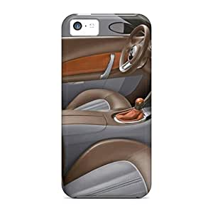 Pretty Jju7356sPRm Iphone 5c Cases Covers/ Buick Velite Interior Series High Quality Cases