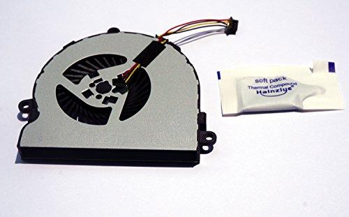 Eclass CPU Fan para HP 15-bs065nr 15-bs022ca 15-bs019ca 1...