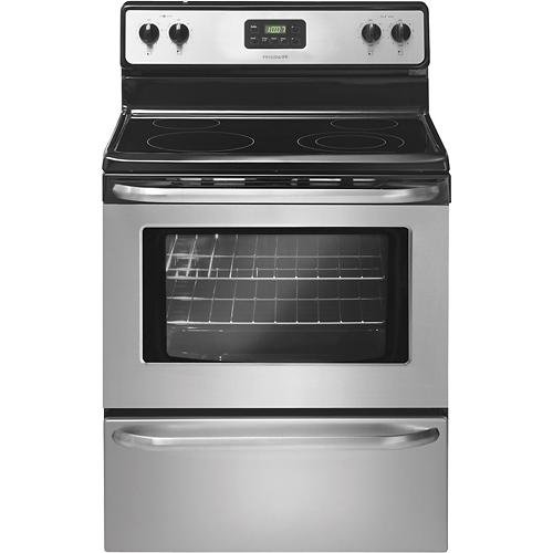 Frigidaire FFEF3043LS Freestanding Ready Select SpaceWise