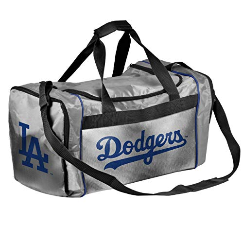 FOCO MLB Core Duffel Gym Bag - Los Angeles Dodgers ()