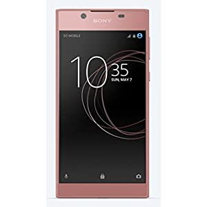 Sony Xperia L1 G3313 16GB Unlocked GSM Quad-Core Android Phone – Pink