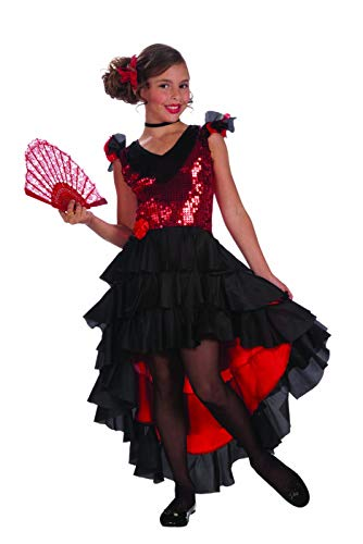 Forum Novelties Spanish Dancer Costume,