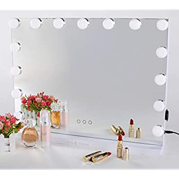 Amazon Com Moonmoon Hollywood Vanity Mirror With Lights