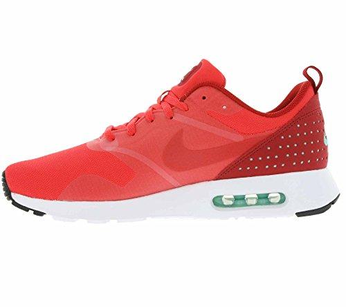 nike air max tavas uomini lowtop scarpe rosse 75 uk marcire 6odesm