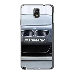 First-class Case Cover For Galaxy Note3 Dual Protection Cover Bmw Hamann M5 Race Front