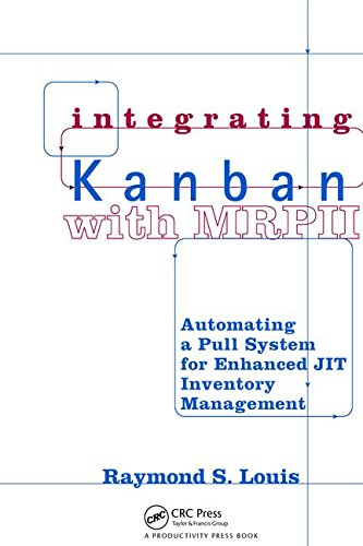 Integrating Kanban with MRP II: Automating a Pull System for Enhanced JIT Inventory Management