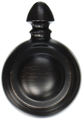 RB Victorian Single Metal Lever Handle Temperature Knob and Cover, Venetian Bronze ()