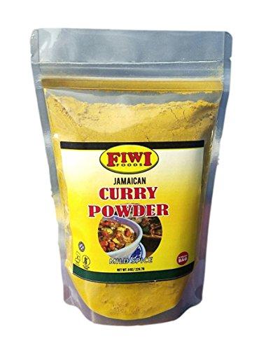 Curry Powder Chicken - 5