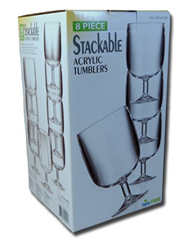 stackable-12-oz-clear-acrylic-tumblers-8-piece-set