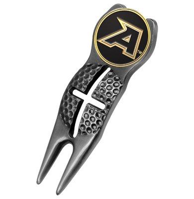 Army Black Knights Black Nickel Crosshair Divot Tool by LinksWalker