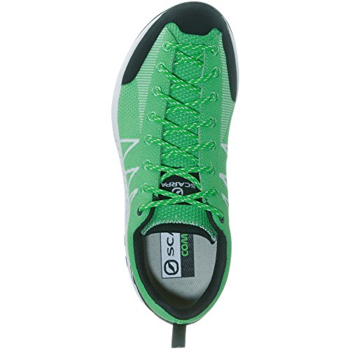 de Zapatillas Iguana menta verde Scarpa aproximación zxE75qwzY