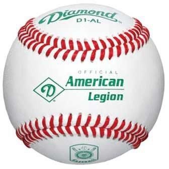 Diamond D1-AL American Legion Official Baseball (Pack of 12)