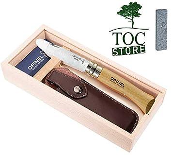 TOC Store opinel Cuchillo para niños Set con Estuche Colores ...