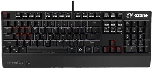 teclado mecanico barato Ozone Strike Pro Cherry RED