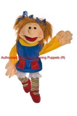 Hand Puppet LOTTA - A Genuine Living Puppet USA Product by Living Puppets (Image #1)