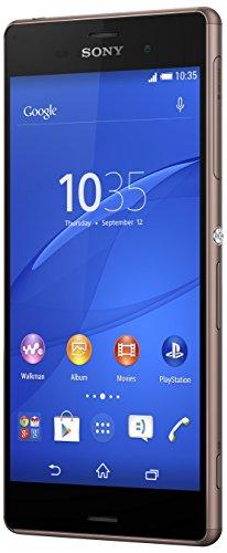 Sony Xperia Z3 UK SIM-Free Smartphone - Copper
