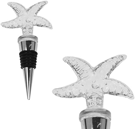 Starfish Bottle Stopper Designs Choose product image