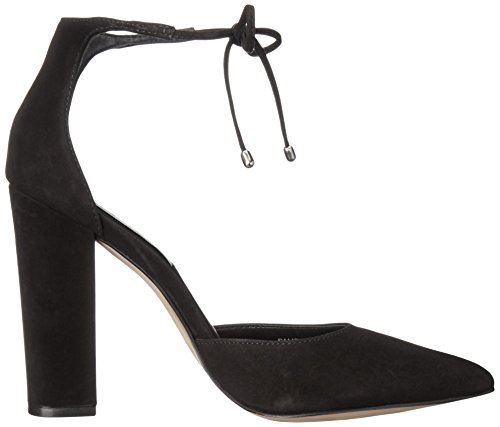 Pump Women's Steve Madden dress Pampered Black nubuck wqPI8P5