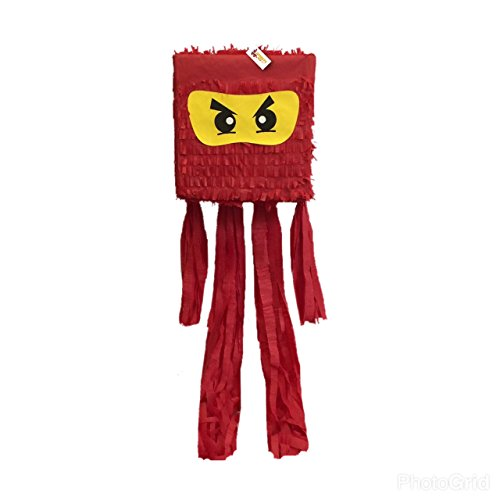 Ninja Pinata Red Color for $<!--$22.99-->