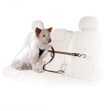 Kurgo Leash and Zipline Dog Vehicle Restraint