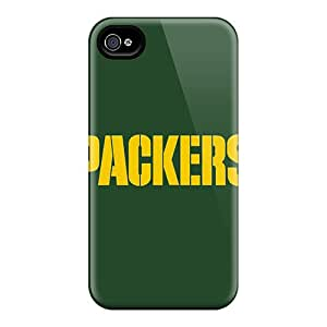 Shock Absorbent Hard Phone Case For Iphone 6plus With Support Your Personal Customized Stylish Green Bay Packers Skin KellyLast