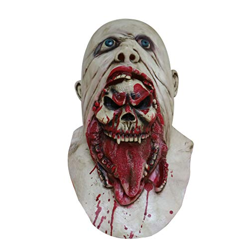 Jfk Halloween Costumes - narutosak Halloween Mask Scary Horrible Blooding