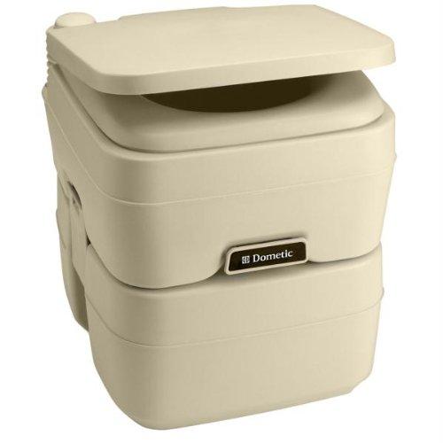 DOMETIC SANITATION Dometic - 965 MSD Portable Toilet 5.0 Gallon Parchment / 311196502 /