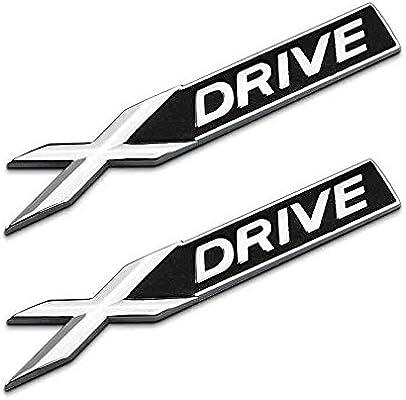 """BMW /""""X Drive/"""" Emblem"""