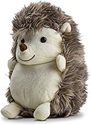 ANIMAL ISLAND Aila Sit & Play Hedgehog Plush Stuffed Animal Learning Compa