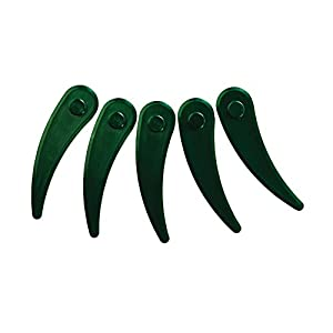 Bosch Replacement 260mm Strengthened Durablade Blades for ART 26-18 LI Grass Trimmers (Pack of 5)