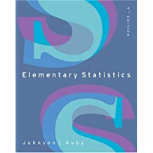 Elementary Statistics (with CD-ROM and InfoTrac)