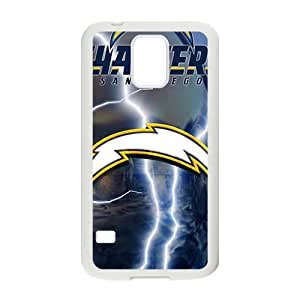SKULL San Diego Chargers Cell Phone Case for Samsung Galaxy S5
