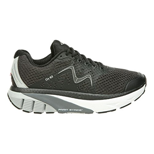 Mbt Mens Gt 18 Black