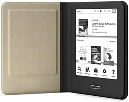 BQ Cervantes - Funda para Lector de eBooks: Amazon.es: Electrónica