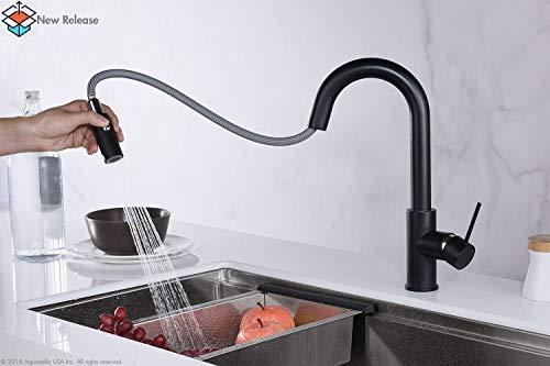 Amazon.com: AguaStella AS59 - Grifo para fregadero con barra ...