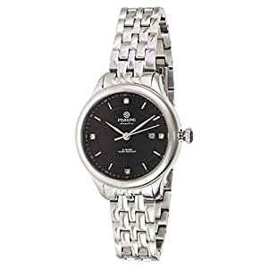 Starking Men's Black Dial Stainless Steel Band Watch - BL0880SS12