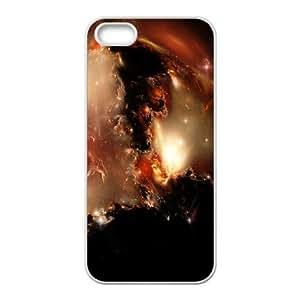 iPhone 4 4s Cell Phone Case White Kari Nebula Waupb