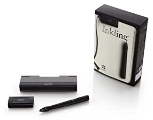 Wacom Inkling MDP-123-DE - Bolígrafo digital (inalámbrico, USB, batería NiMh),  negro