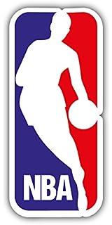 amazon com postteam nba logo basketball sport art decor vinyl