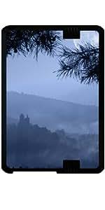 """Funda para Kindle Fire HD 7"""" (2012 Version) - Castillo En Una Noche De Niebla by PINO"""