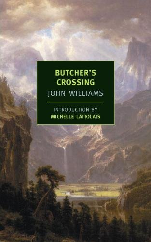 Butcher's Crossing (New York Review Books - Crossing Outlet