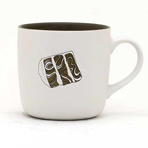 RECIPease Cake Mug (Mocha Marble)