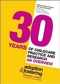 Book 30 Years of Childcare Practice and Research: An Overview by Roger Bullock (2010-12-31)