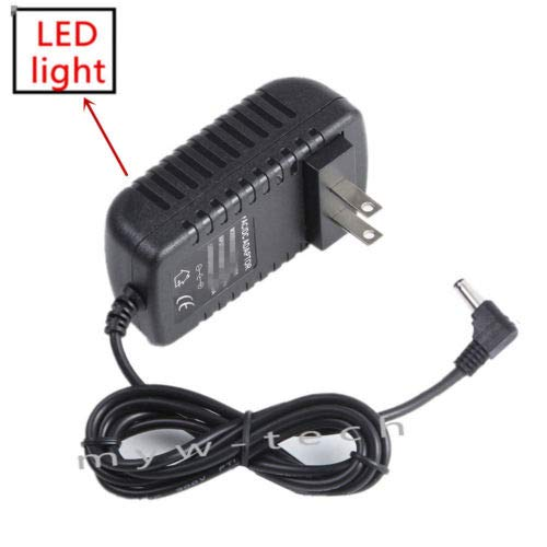 Power Cord Charger for 12V Monster Trax Convertable & Carebear Ride On Walmart -