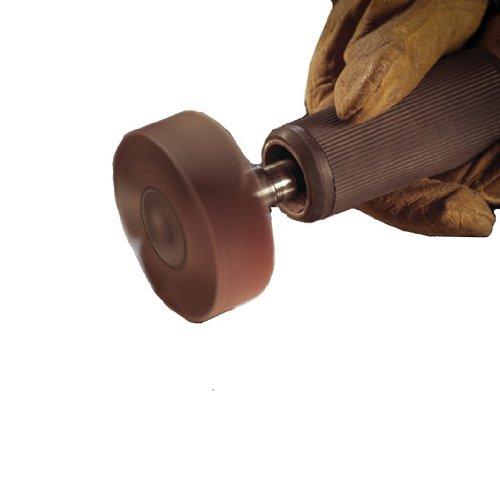 DEWALT DAFE7F1010 2-Inch by 1-Inch by 1//4-Inch 100g Finshing Flap Wheel