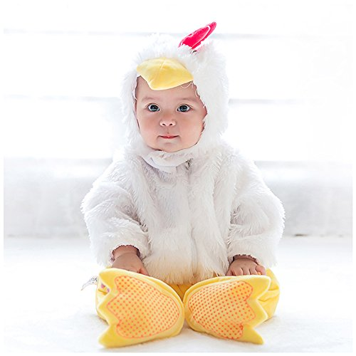 Cute Ninja Costumes Ideas (Toddler Costume, MagicQK Christmas Cute Baby Animal Costumes for infants from 3-Month to 3 Years Old (18-24 Months(2T)/M/30