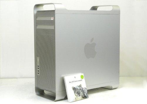 アップル Mac Xeon-2.0GHz 2 2GB 250GB DVD-RW GF7300GTの商品画像