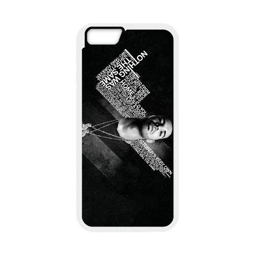 Drake 007 coque iPhone 6 4.7 Inch Housse Blanc téléphone portable couverture de cas coque EOKXLLNCD18774